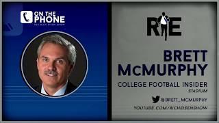 Stadium CFB Insider Brett McMurphy on Coronavirus' Threat to 2020 CFB Season | The Rich Eisen Show