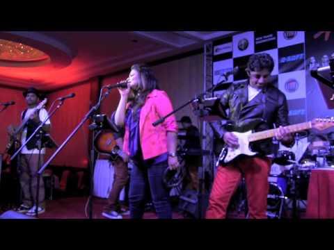 "Goan Band "" True Colors "" - LIVE in DOHA - QATAR - Show Reel"