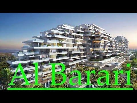 Al Barari. Luxury apartments and villas
