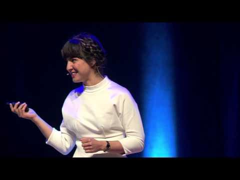 Design of living things: Yasaman Sheri at TEDxBrussels