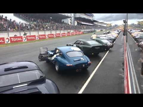 Le Mans Classic 2014 Jaguar Etype 1963 Siam Siassi