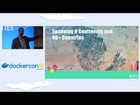 How Lindsay Corp is Saving 700+ Billion Gallons of Water with Docker Enterprise