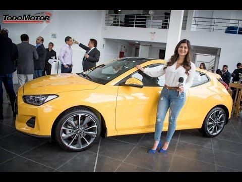 Nuevo Hyundai Veloster 2019 Lanzamiento Per