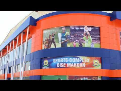 Asia's biggest sports indoor complex awami news