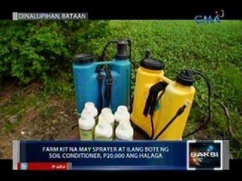 Pagbili ng ilang farm kit sa Bataan gamit ang pork barrel ng ilang mambabatas, pinuna ng COA