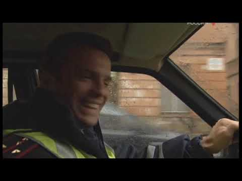 Гаишники (2008) 4 серия - car chase scene