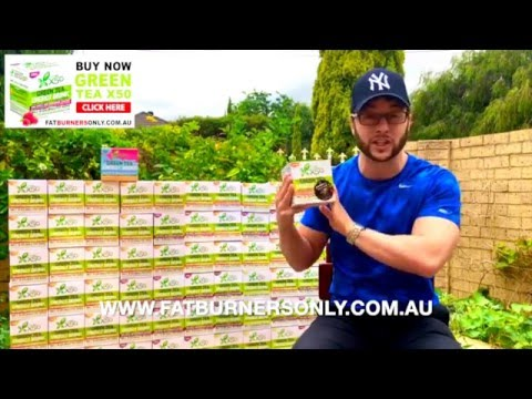 Green Tea X50 Review | Fat Burners Only Australia