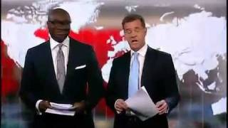 BBC News with Komla Dumor and Aaron Heslehurst