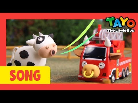Old MacDonald Had a Farm and more (60min) l Nursery Rhymes | Song for Children | Tayo the Little Bus