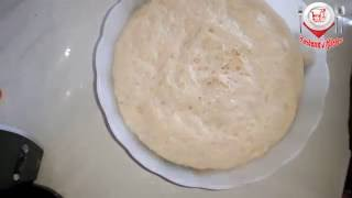 How to make Pizza dough ( পিজা ডো ) Italian procedure in bangla