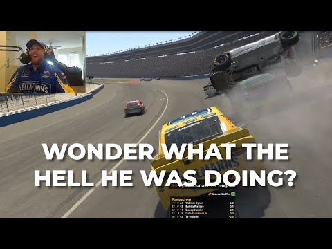 Highlights from Dale Earnhardt Jr.'s Team Channel from Virtual Texas Motor Speedway