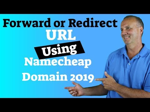Forward Or Redirect A URL Using Namecheap Domain 2019