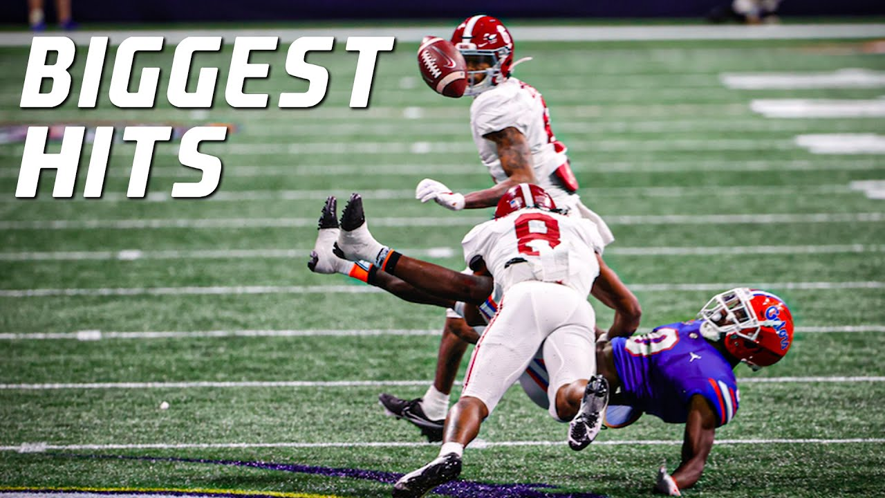 College Football Biggest Hits 2020-21 ᴴᴰ