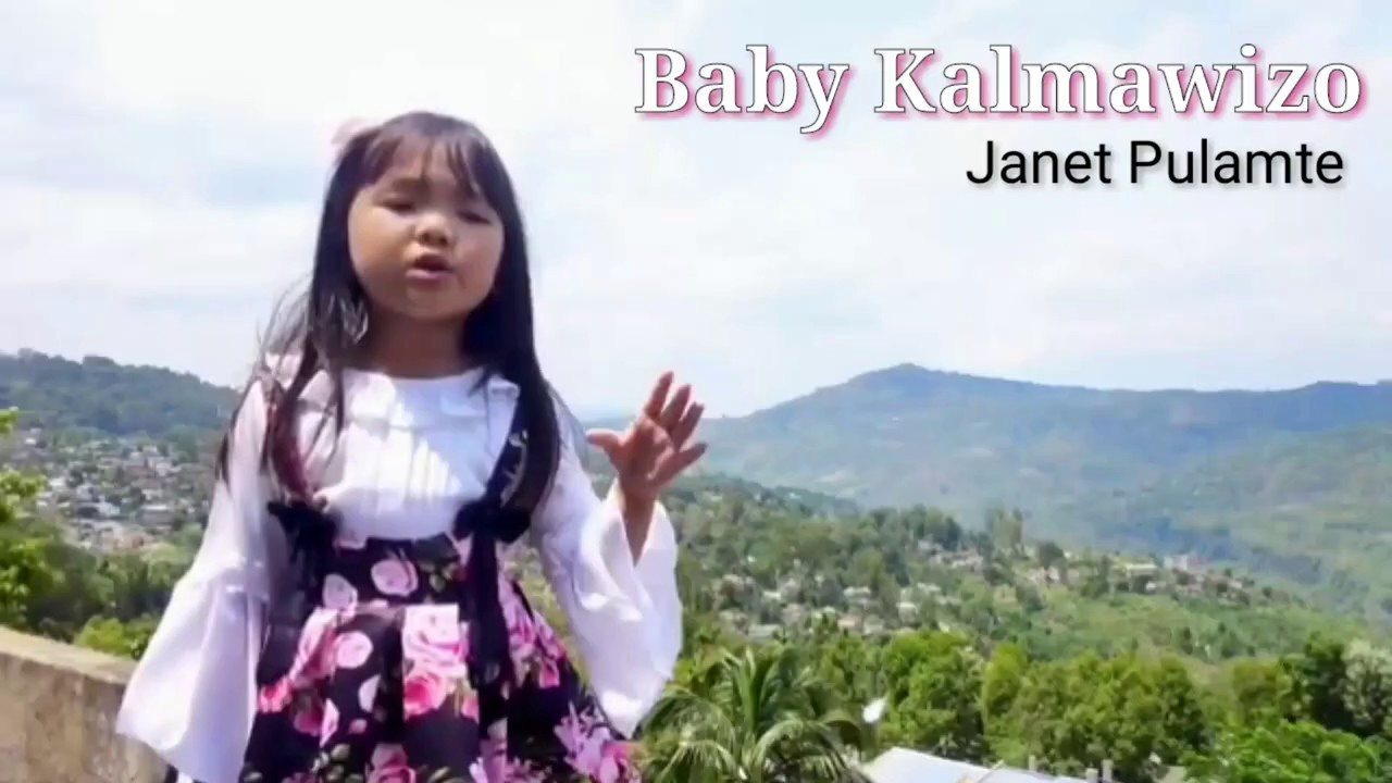 Baby Kalmawizo hosting as Janet Pulamte, Impersonation, Cuteness Overload