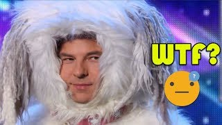 "Top 5 ""SHOCK ME DAVID"" WALLIAMS! CRAZY MOMENTS and Golden Buzzers!"
