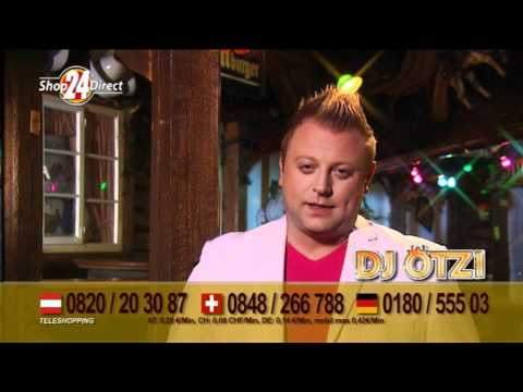 DJ Ötzi - die Best of Box 10 Jahre - Shop24Direct
