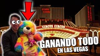Me Encontre Estos Juegos De Feria En Las Vegas | Ganamos Todos