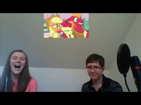 """""""The Perfect Pear"""" reaction time!"""