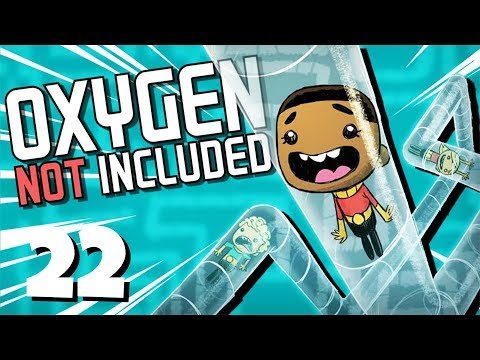 Water Coolification Station! - Ep. 22 - Oxygen Not Included