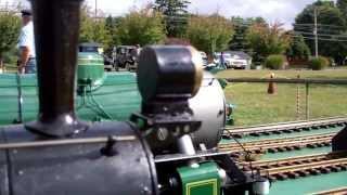 Howard County Farm Fair Steam up