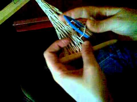 How To Make A Fishing Net Youtube