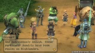 Brave Story: New Traveler - [PSP - HD] - Part 18 - [Chapter 5: The False Highlanders 1/4]