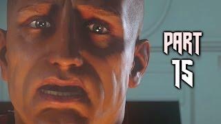 Wolfenstein The New Order Gameplay Walkthrough Part 15 - Lunar Base (PS4)