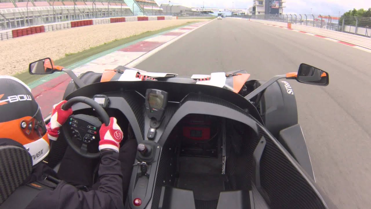 KTM X-BOW - Porsche GT3 Nürburgring GP onboard