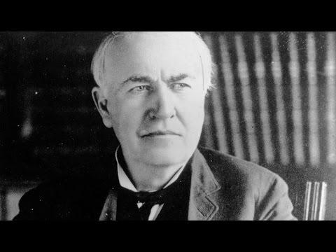 Historia de Thomas Edison