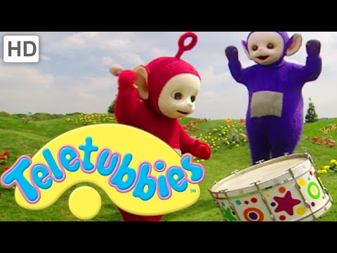 Teletubbies: The Grand Old Duke of York - Full Episode