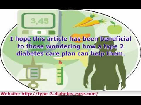 tips for type 2 diabetes care