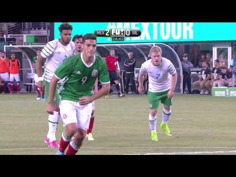 Partido amistoso | Resumen México vs Irlanda