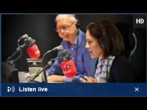 Naomi Heaton on Today Programme