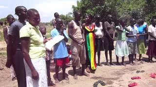 Koboko Pentecostal Church, Baptism Video