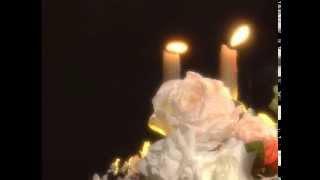 HD Скачать бесплатно свадебные футажи КОМПОЗИЦИЯ ЦВЕТЫ СВЕЧИ прямая ссылка в хорошем качестве 2014