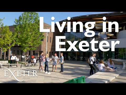 International Students Living in Exeter