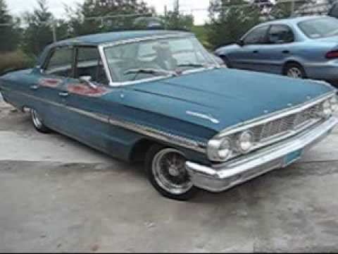 1964 ford galaxie for sale youtube. Black Bedroom Furniture Sets. Home Design Ideas