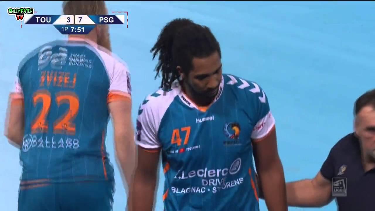 Toulouse vs paris saint germain handball coupe de la ligue 2015 2016 demi finale youtube - Demi finale coupe de la ligue 2015 ...
