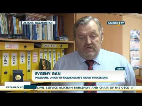 Kazakhstan expands markets for grain export - Kazakh TV