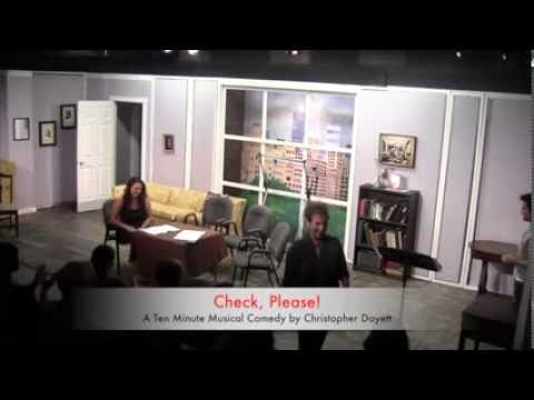 Check, Please! A 10 Minute Musical