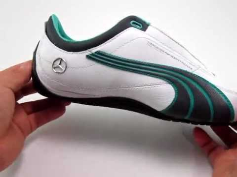 zapatillas puma mercedes benz