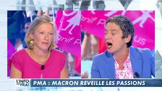 Polémique sur la PMA : Aude Mirkovic face à Caroline Mécary et François de Singly