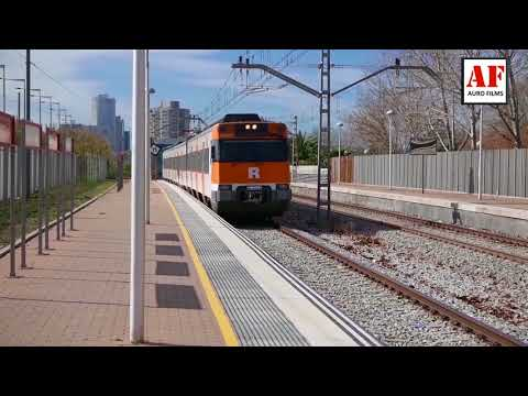 Rodalies de Catalunya Línea R1 2018