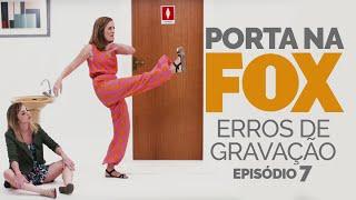 Vídeo - ERROS DE GRAVAÇÃO – FOX – TEMPORADA 2 | EPISÓDIO 7