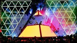 DAFT PUNK Live Vegoose 2007 Las Vegas | ALIVE Mix (Full Set HD)