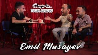 Zarafat Zarafata bizim meydançada Emil Musayev Mehdi Sadiq ilə Deyir ki Talkshow