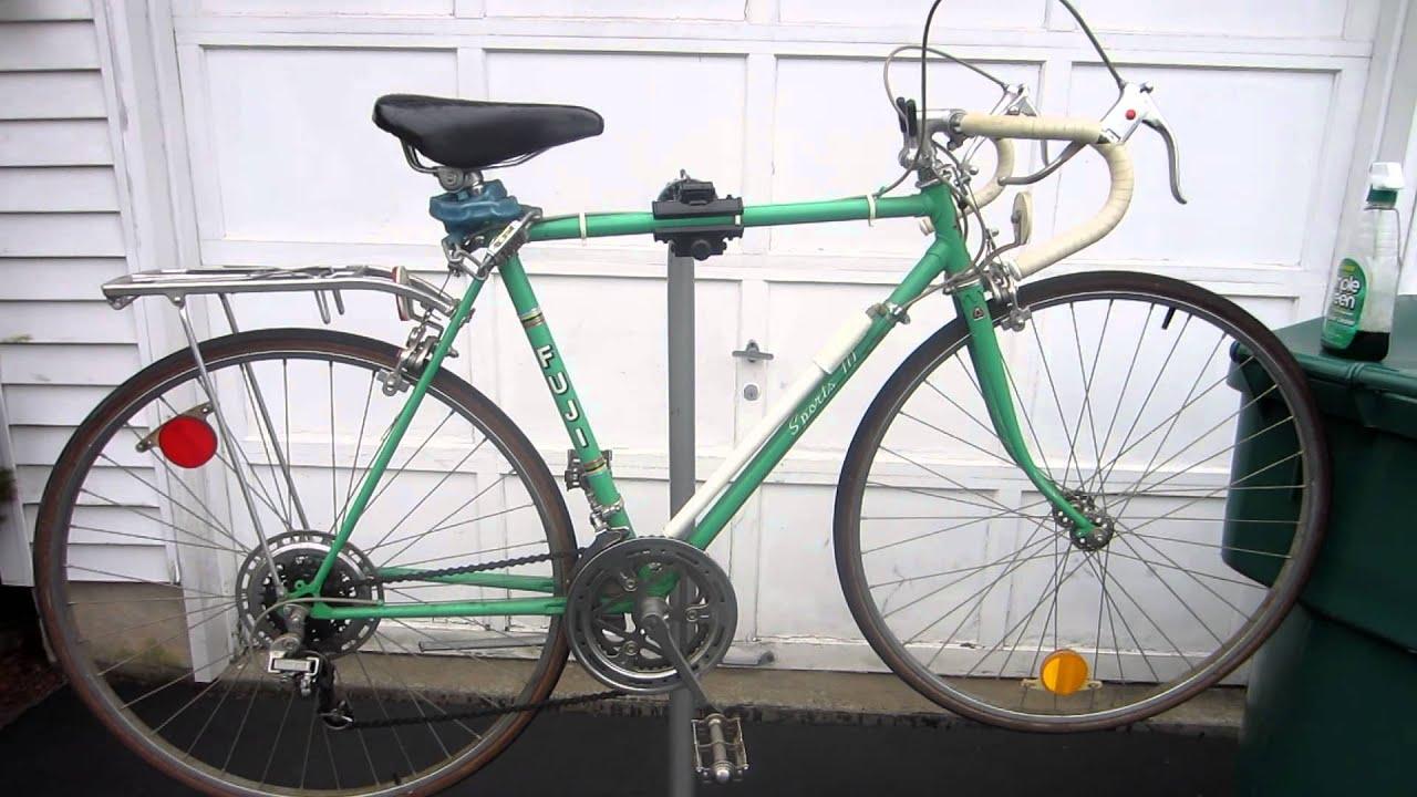 fuji bicycle vintage