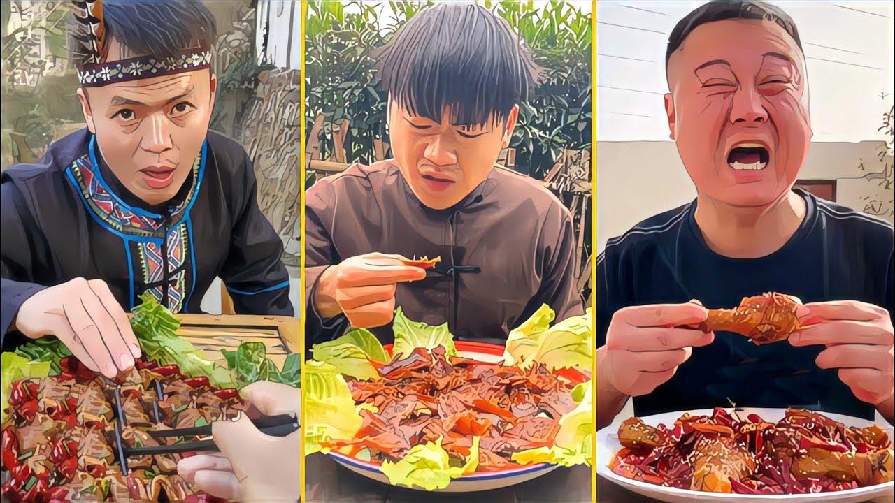 Cuộc Sống Và Những Món Ăn Rừng Núi Trung Quốc - Tik Tok Trung Quốc ( P6 )