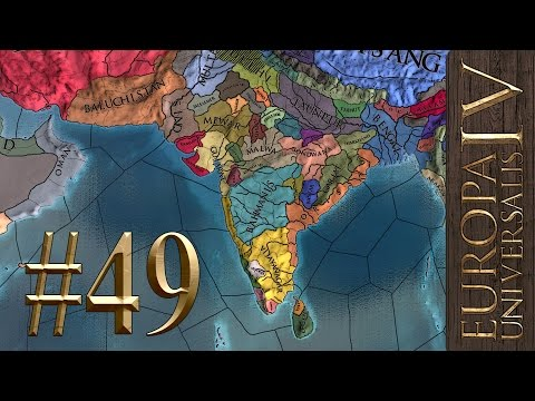 Vijayanagar to Hindustan #49 - Europa Universalis IV
