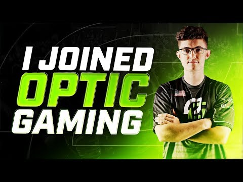 So I Joined OpTic Gaming